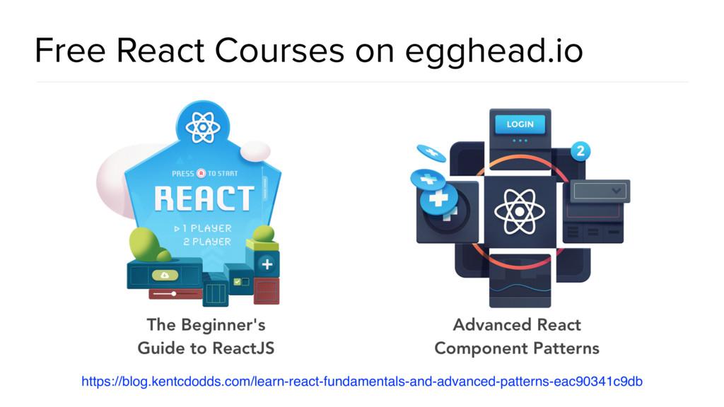 @spring_io #springio17 Free React Courses on eg...