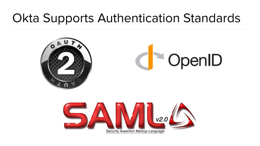 @spring_io #springio17 Okta Supports Authentica...