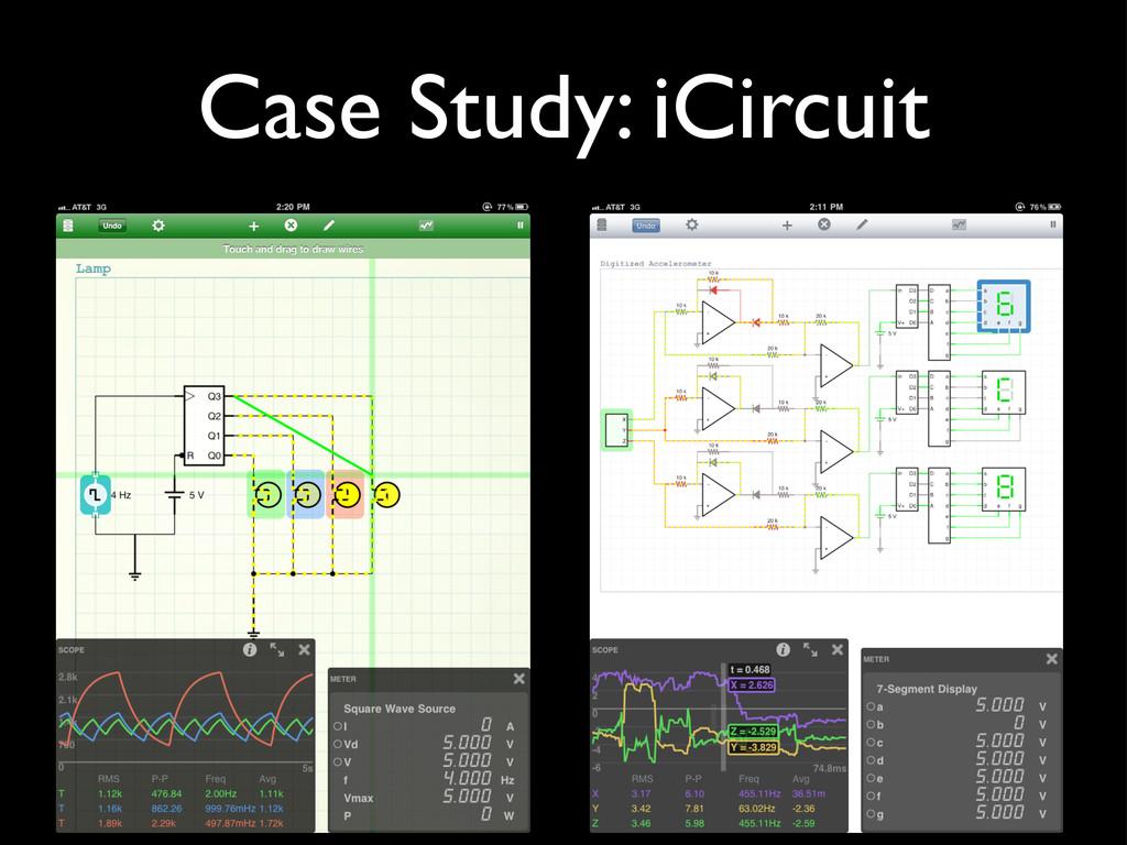 Case Study: iCircuit