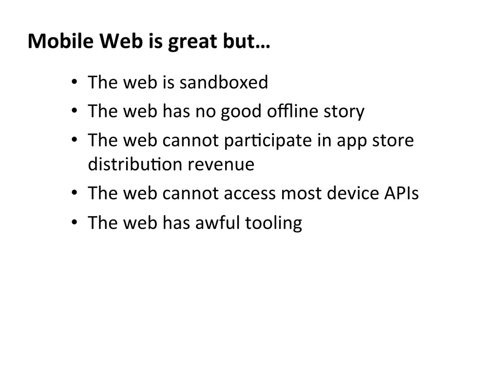 •  The	