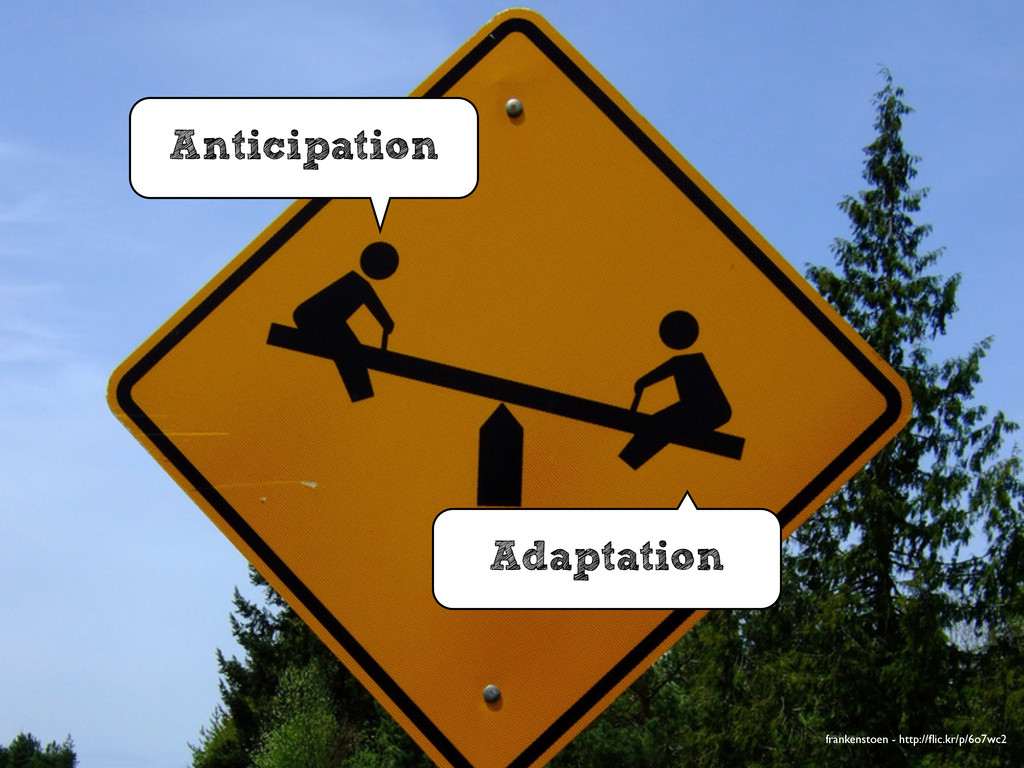 Anticipation Adaptation frankenstoen - http://fl...