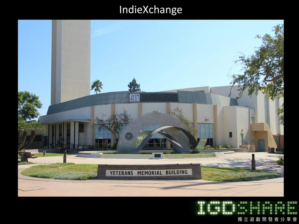 IndieXchange
