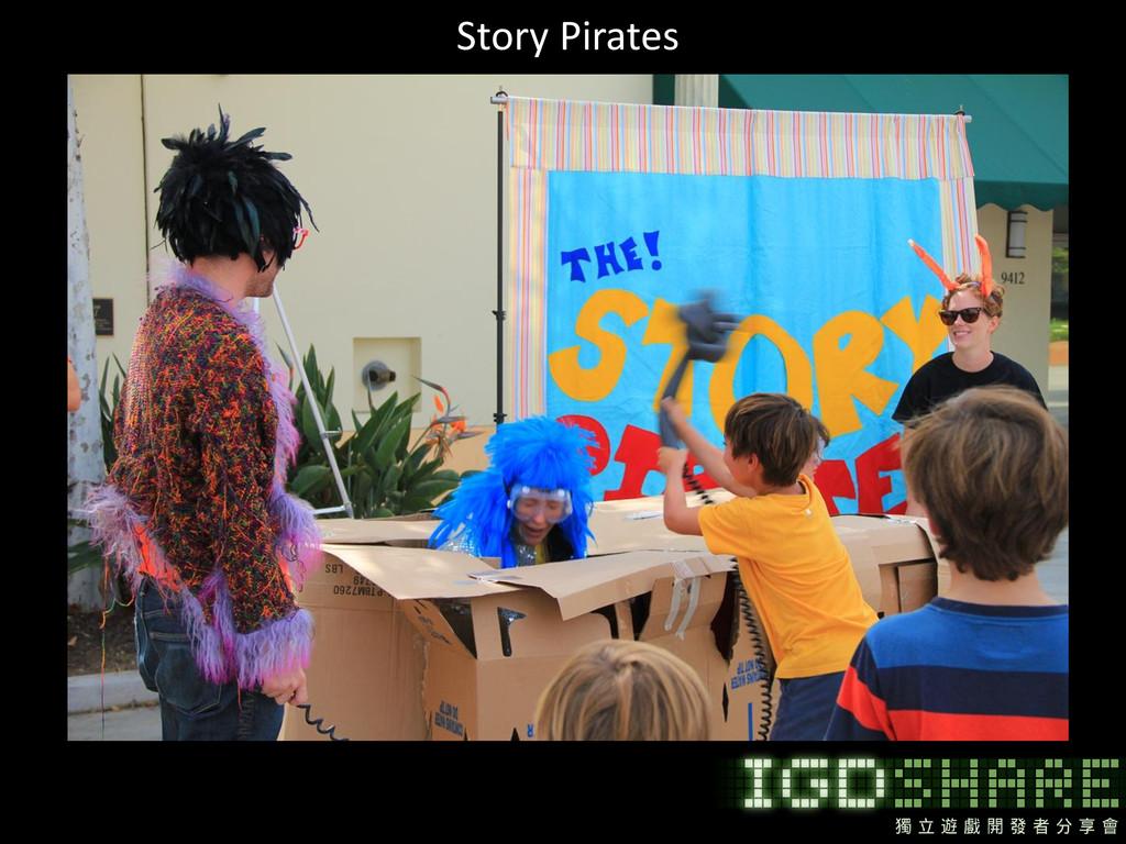 Story Pirates