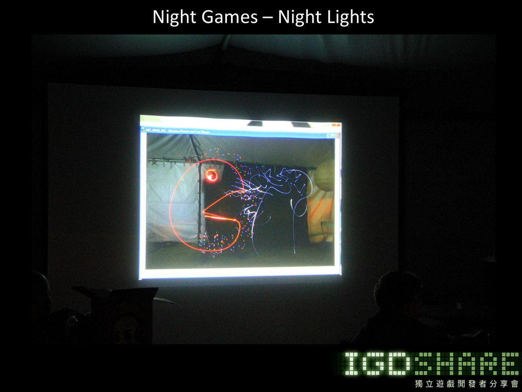 Night Games – Night Lights