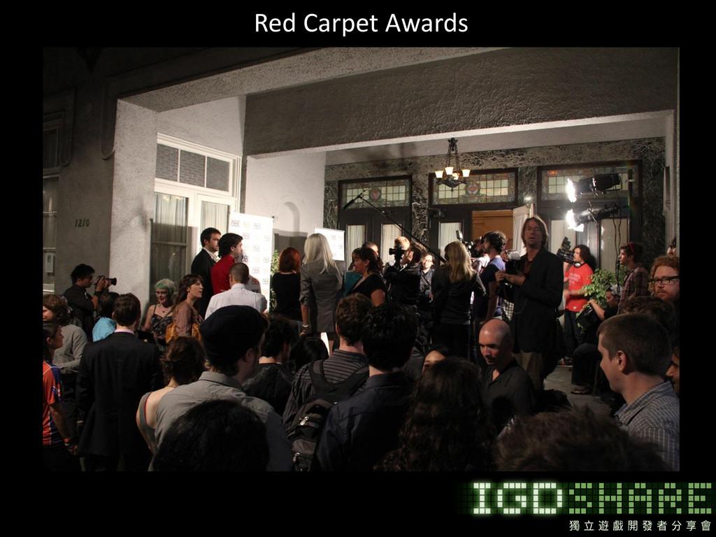 Red Carpet Awards