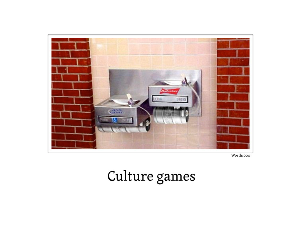 Culture games Worth1000