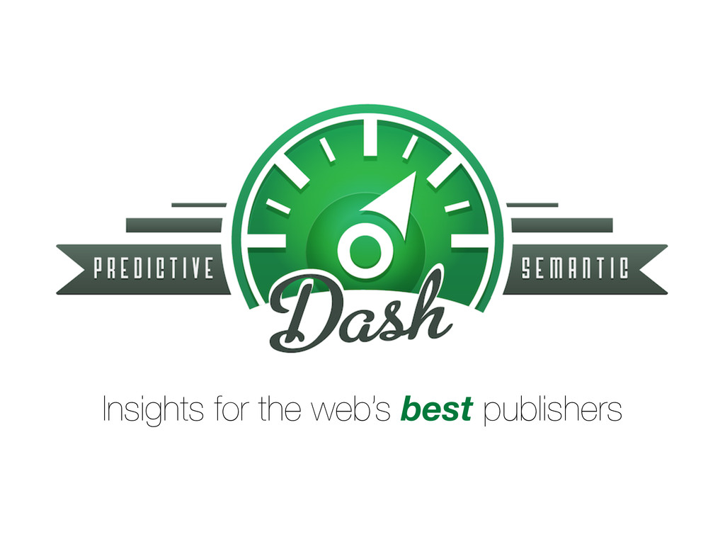 Insights for the web's best publishers