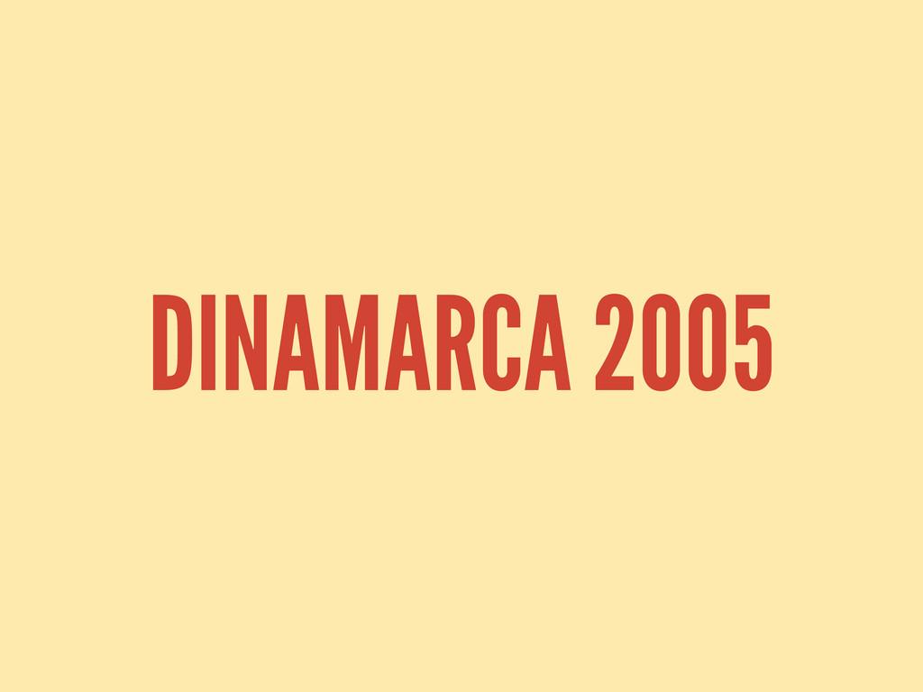 DINAMARCA 2005
