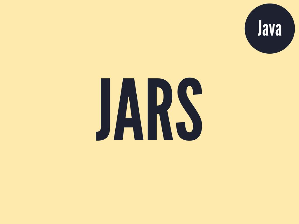 JARS Java