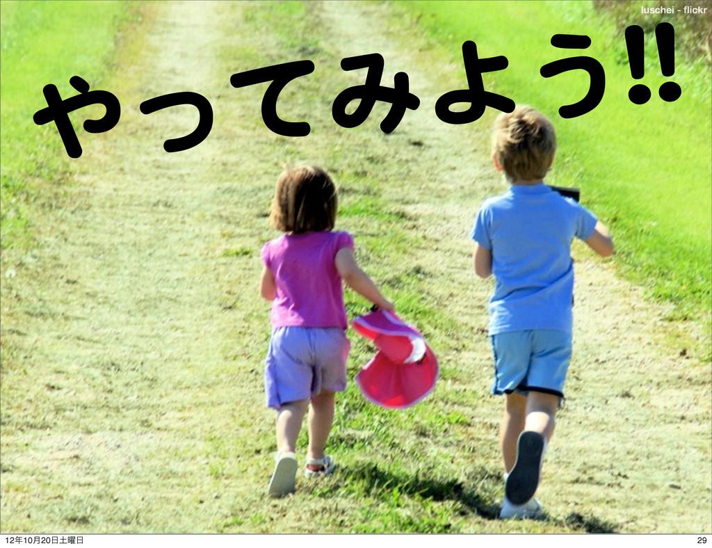 luschei - flickr やってみよう!!!! 29 1210݄20༵