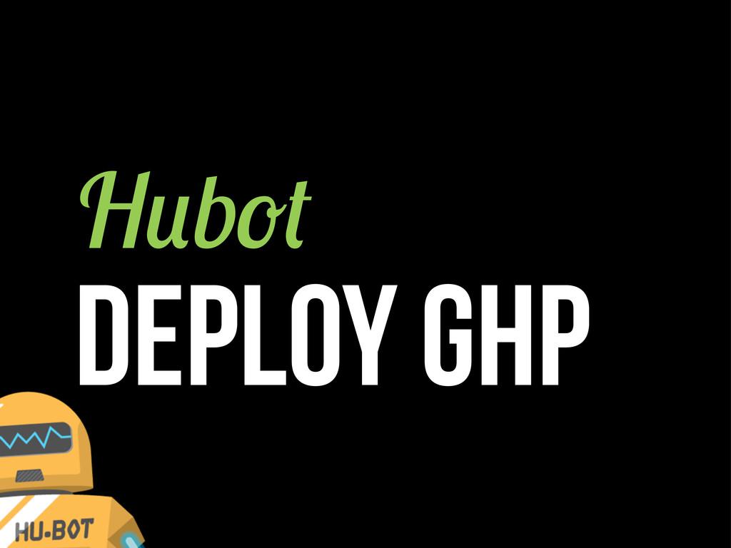H b DEPLOY GHP