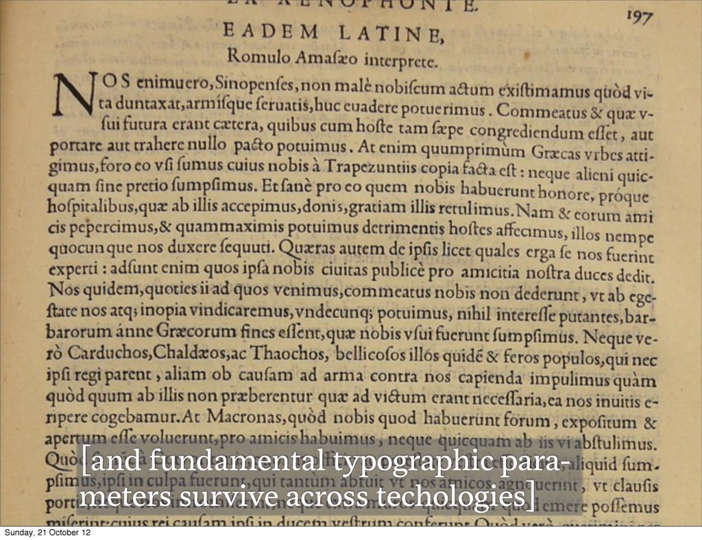 [and fundamental typographic para- meters survi...