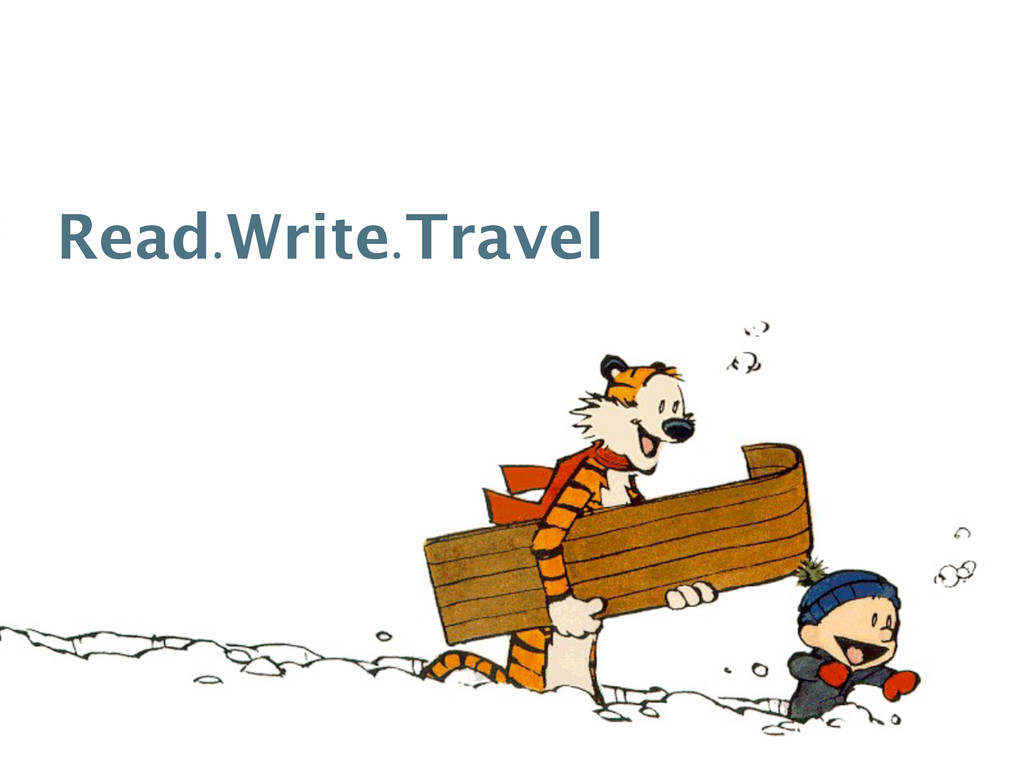 Read.Write.Travel