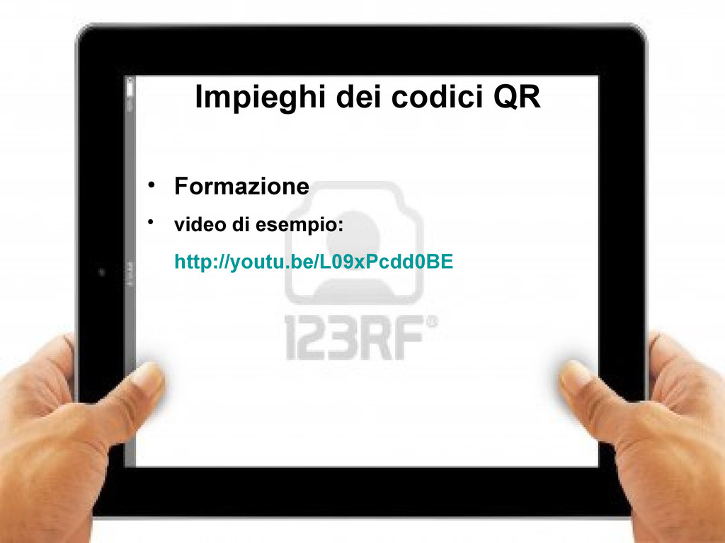 8 Impieghi dei codici QR • Formazione • video d...