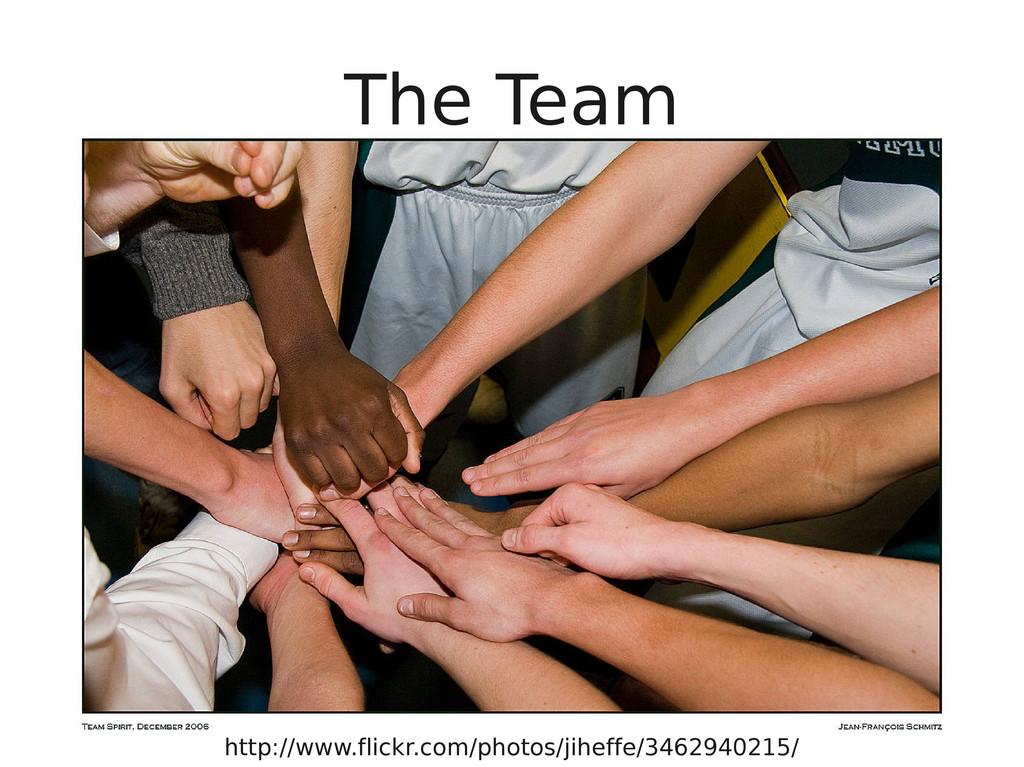 The Team http://www.flickr.com/photos/jiheffe/3...