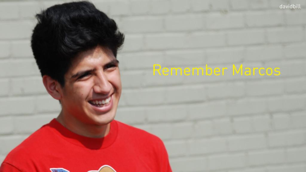 davidbill Remember Marcos