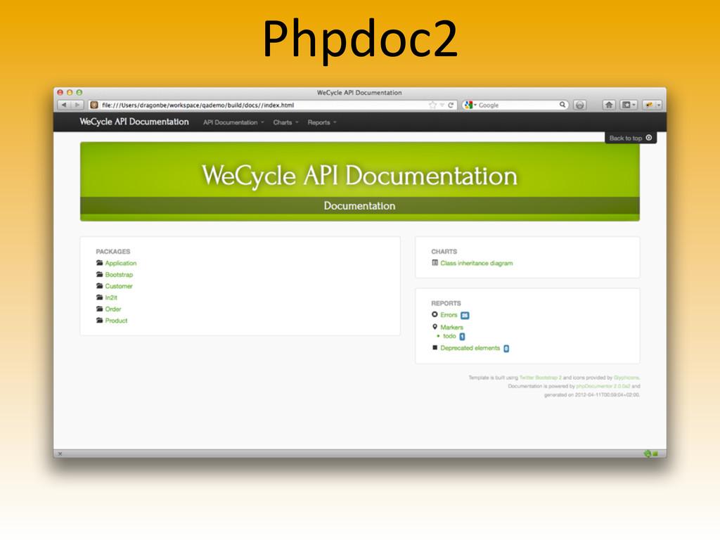 Phpdoc2
