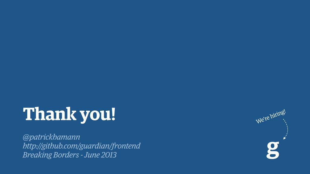 Thank you! @patrickhamann http://github.com/gua...