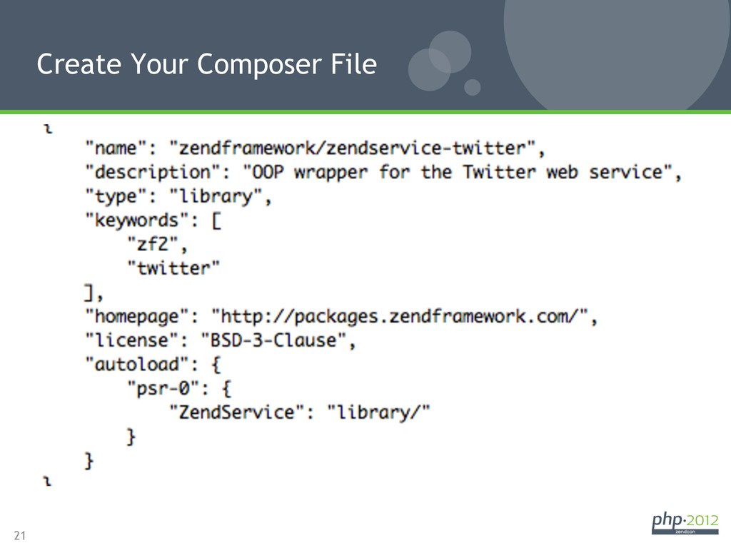 21 Create Your Composer File