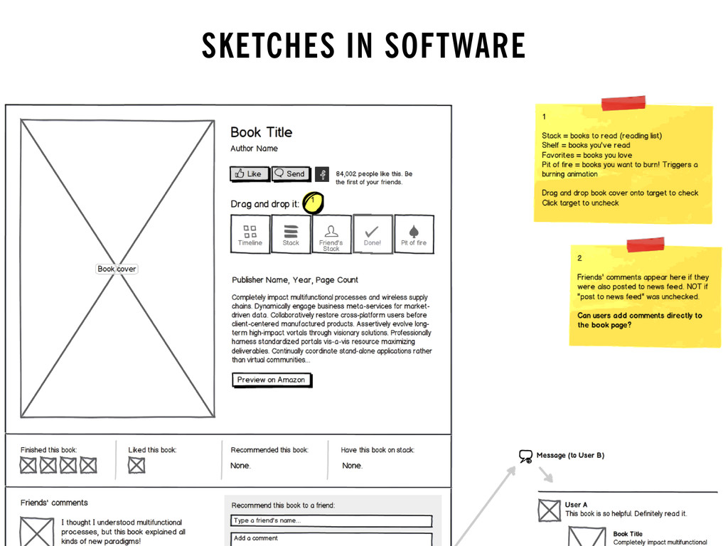SKETCHES IN SOFTWARE
