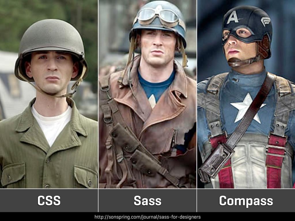 CSS Sass Compass http://sonspring.com/journal/s...