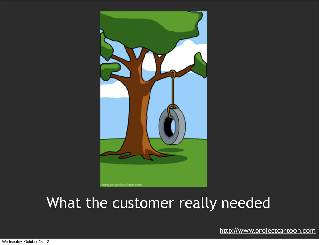 What the customer really needed http://www.proj...