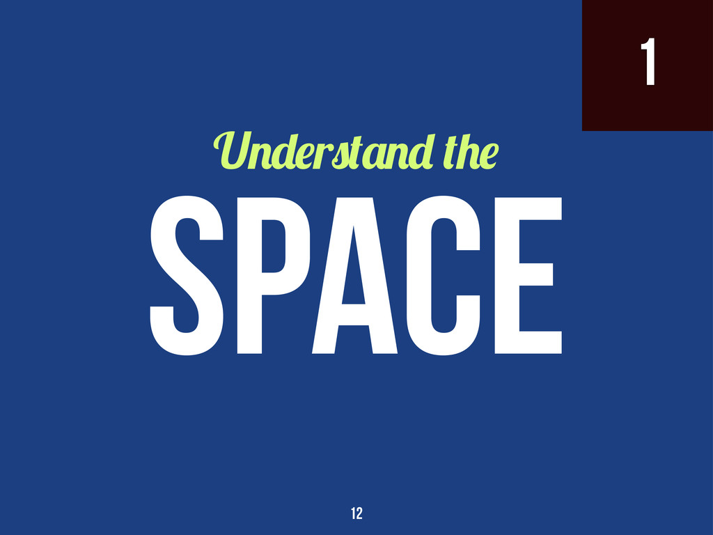 1 U r Space 12