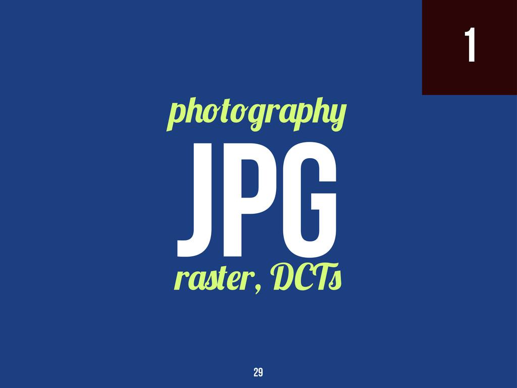 1 r r, DCT p r p JPG 29