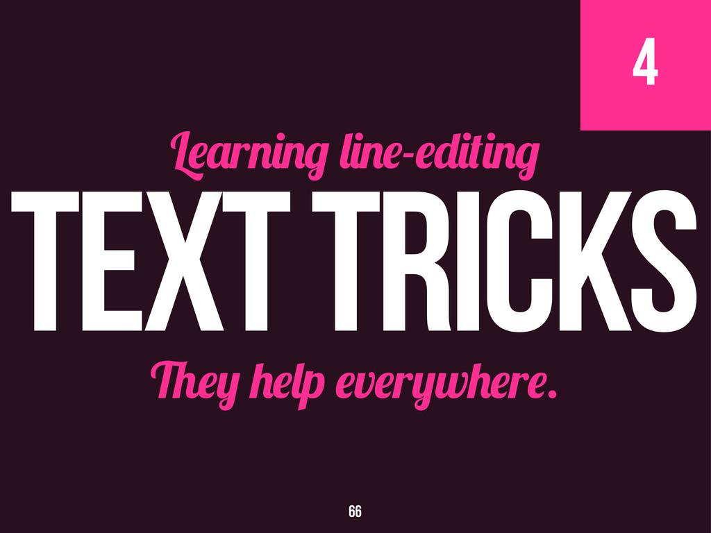 4 p v r w r . L r - Text Tricks 66