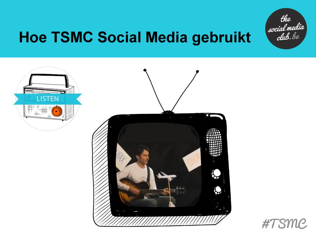 Hoe TSMC Social Media gebruikt