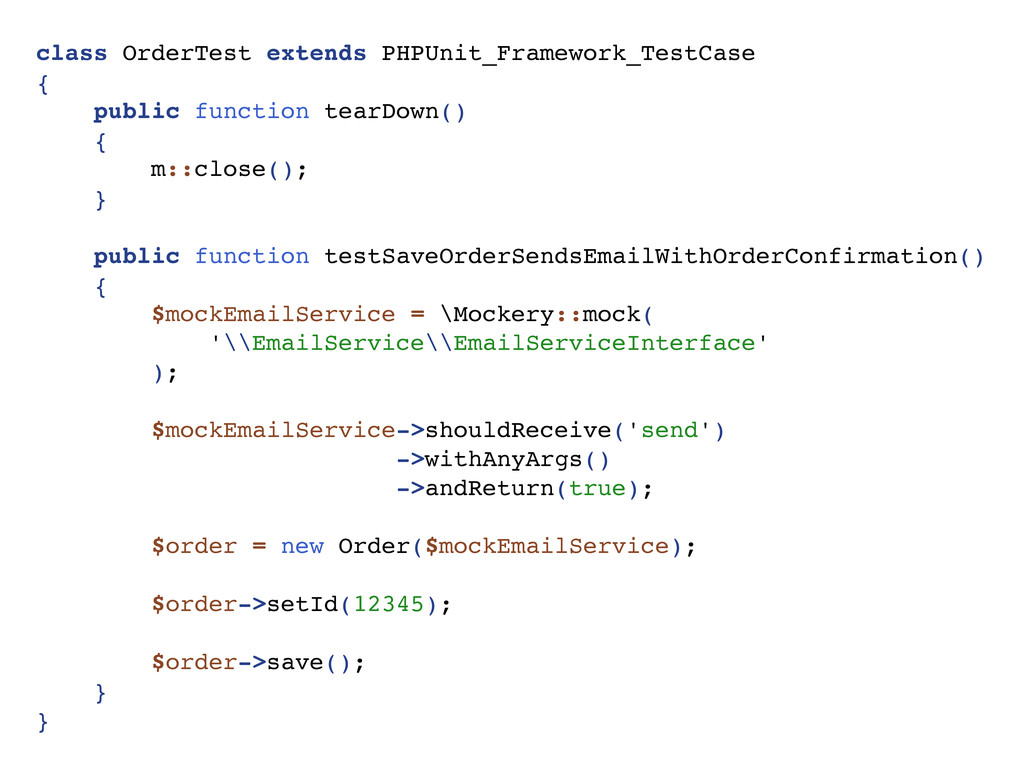 class OrderTest extends PHPUnit_Framework_TestC...