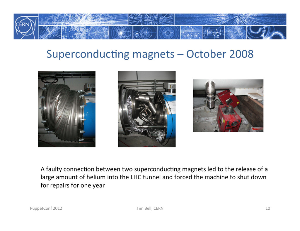 Superconduc'ng	