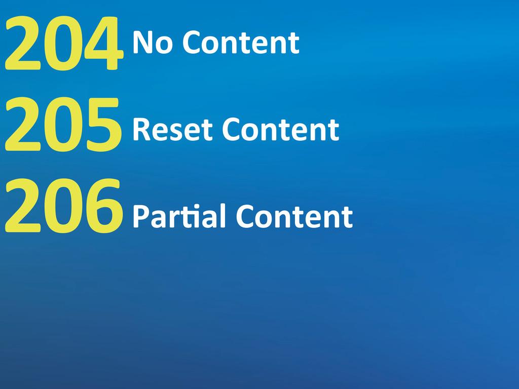 204 205 206 No Content Reset Content Par7...