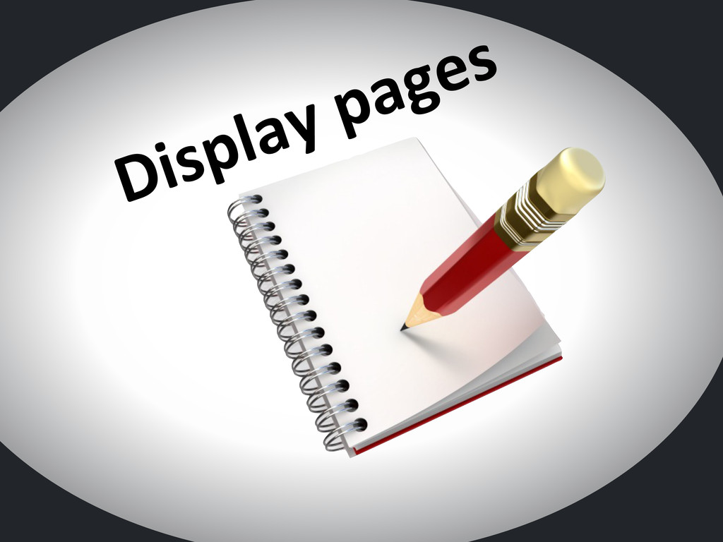 Display	