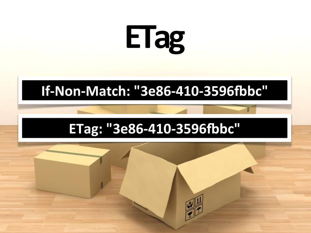 "ETag If-‐Non-‐Match: ""3e86-‐410-‐3596?bc..."