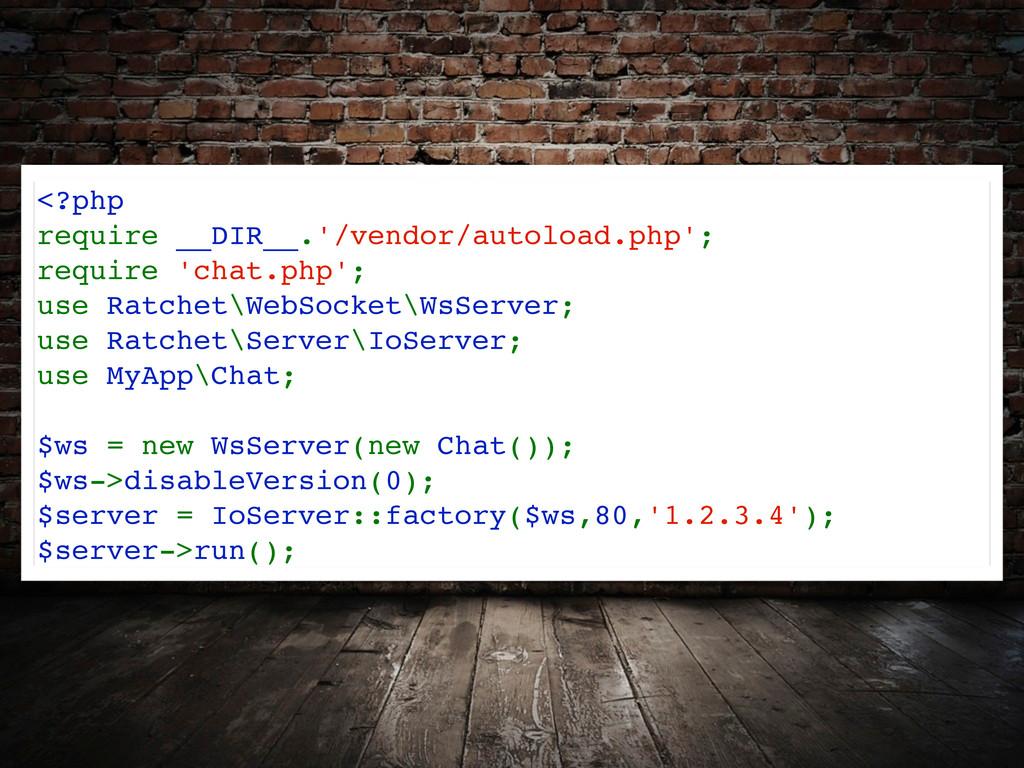 <?php require __DIR__.'/vendor/autoload.php'; r...