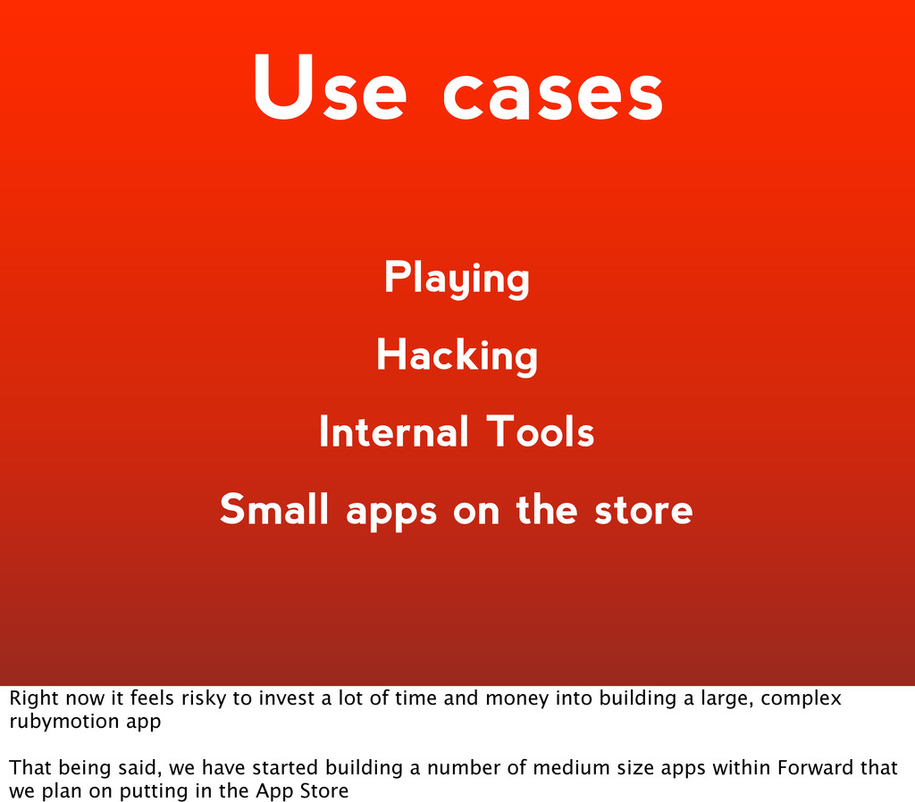Playing Hacking Internal Tools Small apps on th...