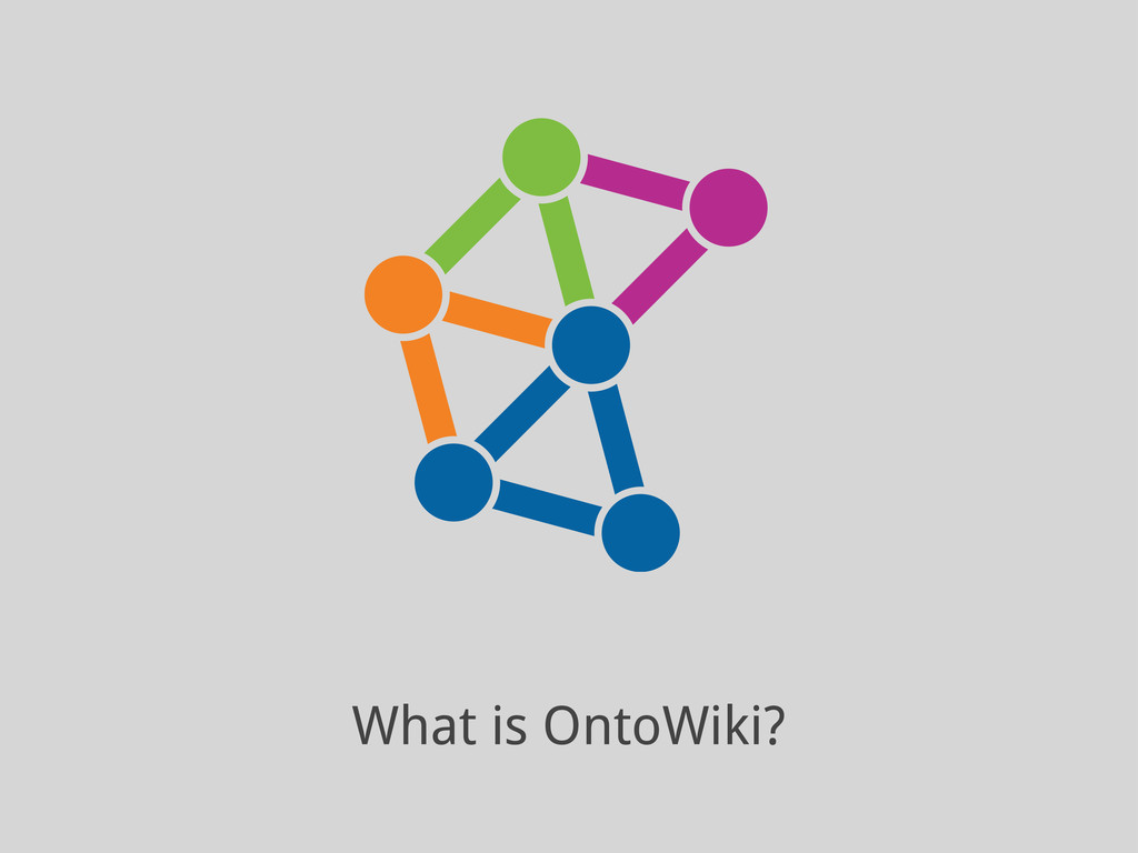 What is OntoWiki?