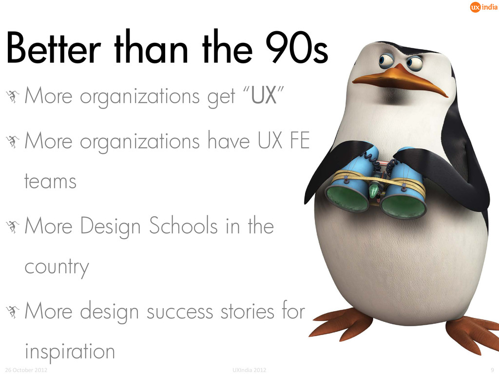 """Better than the 90s c More organizations get """"U..."""