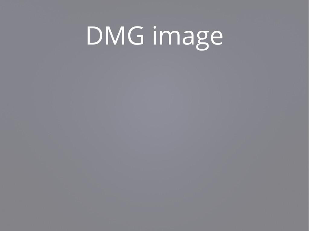 DMG image