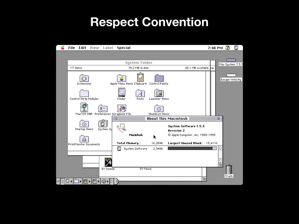 Respect Convention