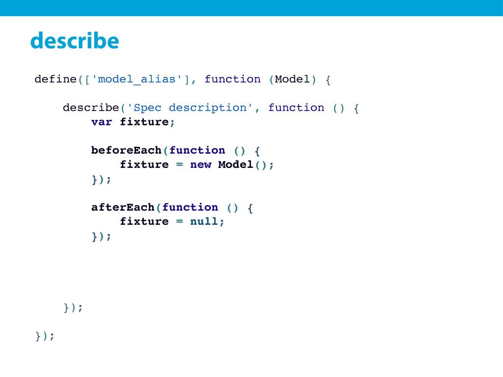 describe define(['model_alias'], function (Mode...
