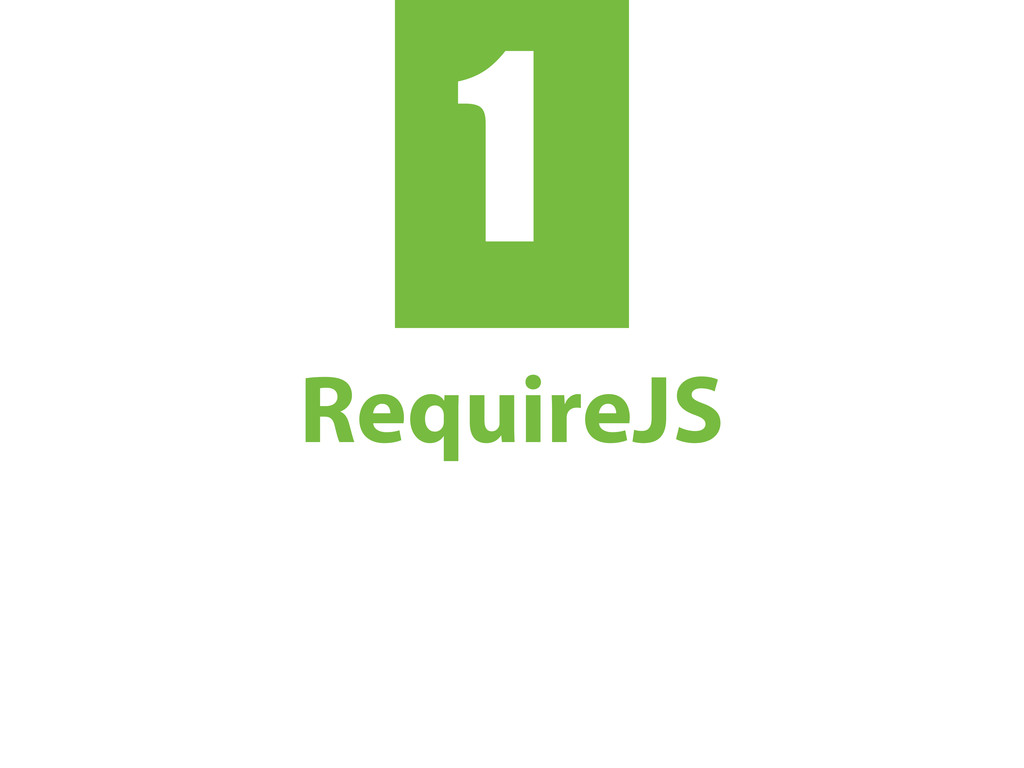 RequireJS 1