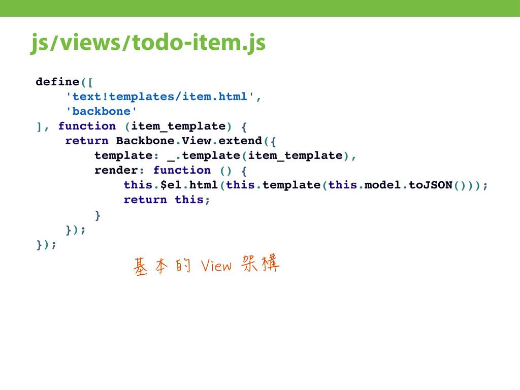 define([ 'text!templates/item.html', 'backbone'...
