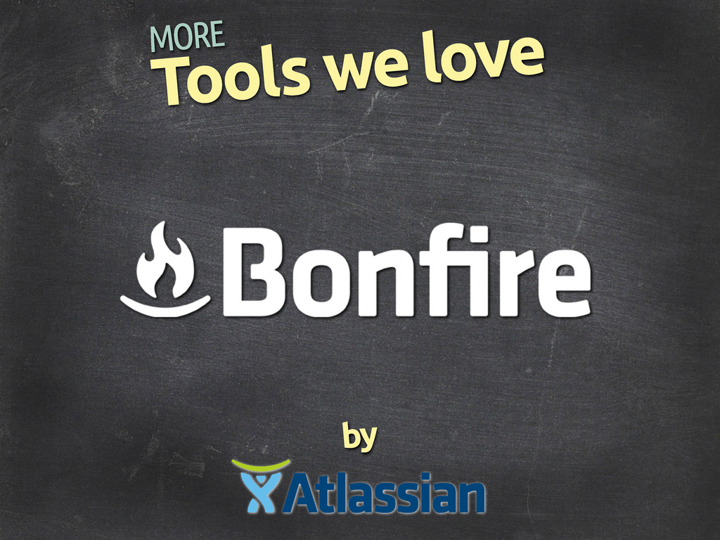 Tools we love by MORE