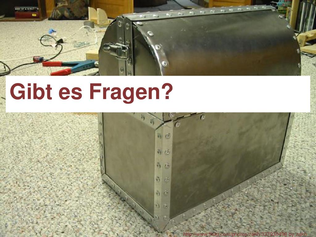 Gibt es Fragen? http://www.flickr.com/photos/zak...