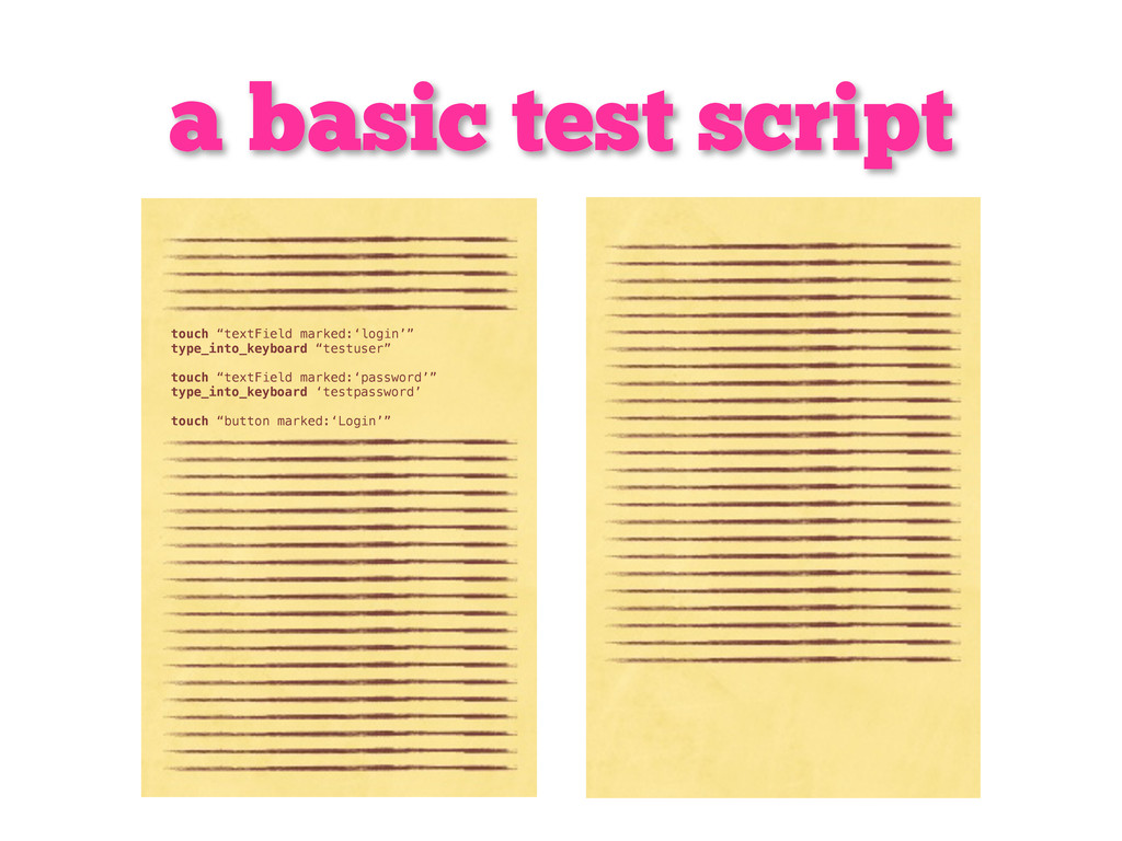 """a basic test script touch """"textField marked:'lo..."""