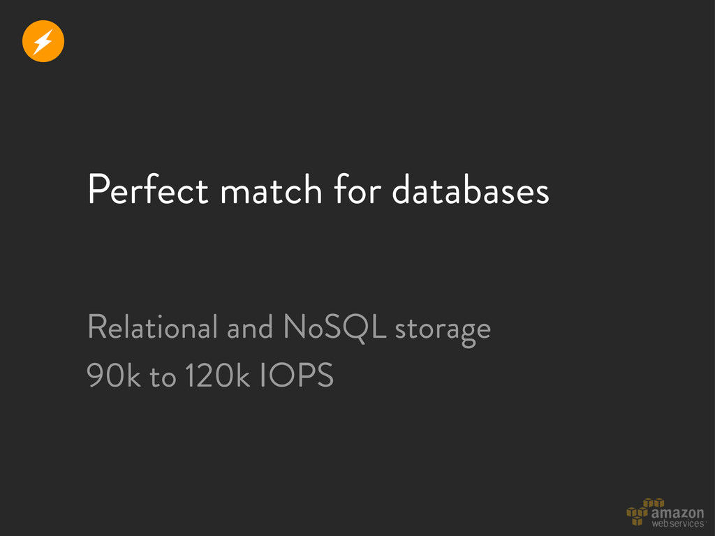 Perfect match for databases Relational and NoSQ...