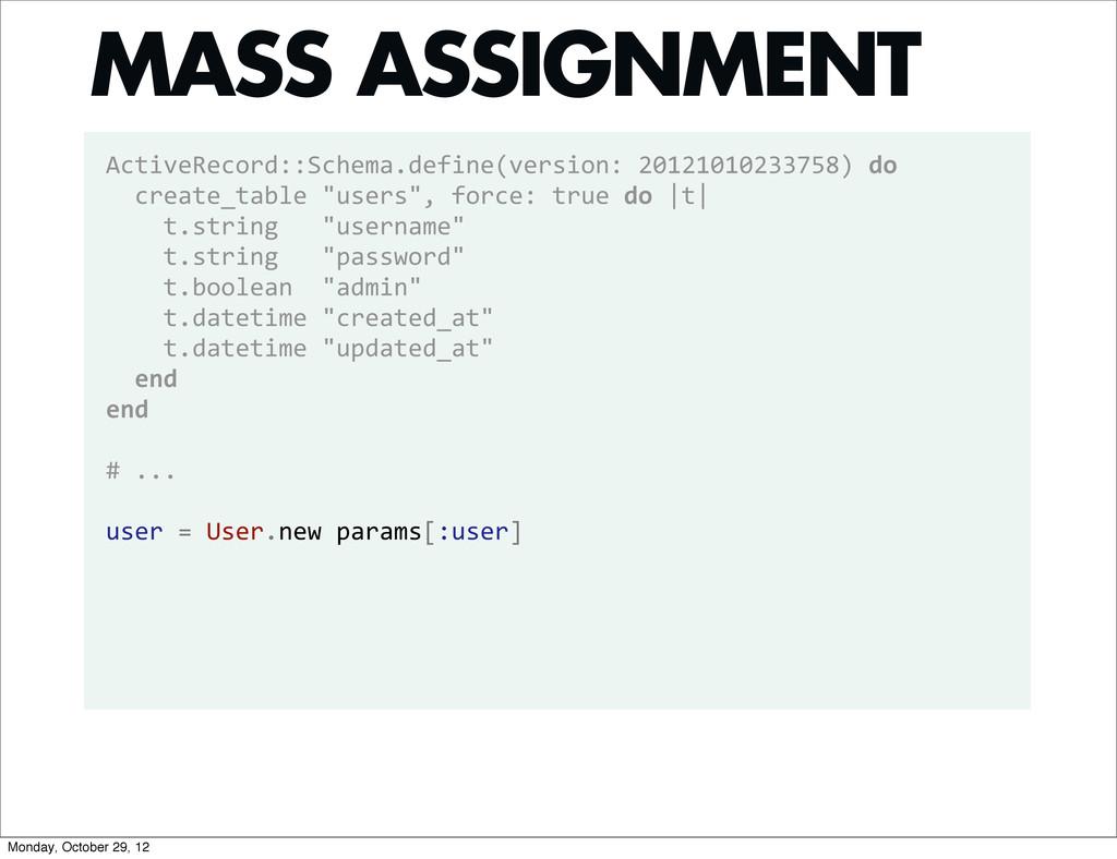ActiveRecord::Schema.define(version: 2012101...