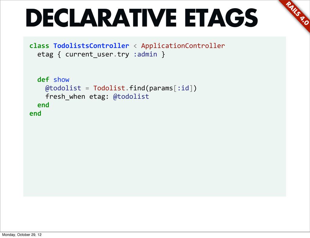 RA ILS 4.0 class TodolistsController < ...
